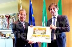 Promueven cooperación entre Vietnam y región italiana de Lombardía