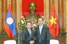 Promueven relaciones de amistad tradicional con Laos y Camboya