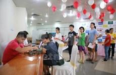 Hanoi honra a donantes de sangre ejemplares en 2016