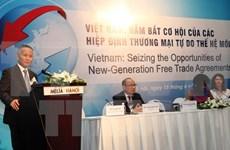 Banco Mundial apoya Vietnam en aprovechar oportunidades de tratados comerciales