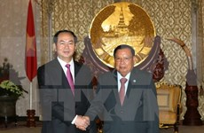 Destacan significado de visita de presidente vietnamita a Laos y Camboya