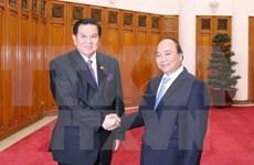 Vietnam aprecia lazos con BAD, afirma premier Nguyen Xuan Phuc