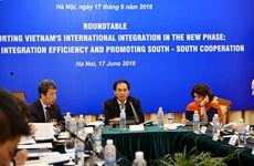 Vietnam promoverá integración internacional