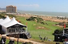 Organizarán torneo internacional de golf en Vietnam