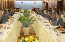 Vietnam y Laos revisan cooperación en gestión de la frontera común