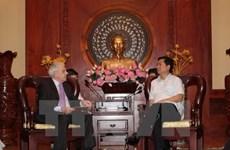 Ciudad Ho Chi Minh confirma el apoyo continuo para inversores