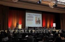 Destacan perspectivas económicas entre Vietnam y Alemania