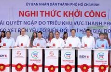 Asiste premier vietnamita al inicio de importantes proyectos en Ciudad Ho Chi Minh