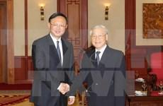 Agilizan cooperación multifacética Vietnam- China