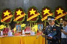Honran a 10 mártires fallecidos en accidentes de avión militar