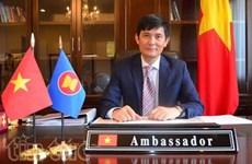 ASEAN y la India fomentan lazos de cooperación