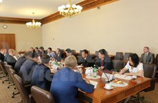 Cooperan Vietnam y Rusia en la lucha contra corrupción