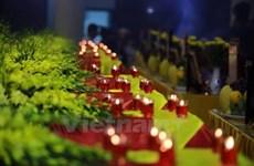 Premier laosiano expresa condolencias por accidentes de aviones en Vietnam