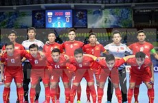 Árbitro vietnamita asignado por FIFA a ronda final de Copa Mundial de Futsal