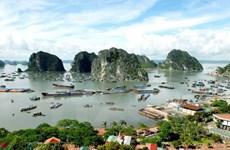 Intensifican programa de protección ambiental en Bahía de Ha Long