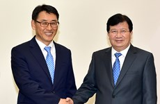Vicepremier de Vietnam insta a empresas a priorizar protección ambiental
