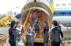 Nueva ruta aérea conecta isla vietnamita de Phu Quoc con provincia china de Guangzho