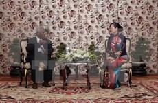 En visita a Vietnam delegación del Partido Comunista de India