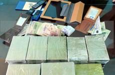 Desbaratan contrabando de drogas por vía postal en Vietnam