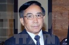 Vicepresidente de Laos inicia visita a Vietnam