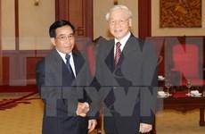 Patentiza Vietnam fuerte apoyo al proceso de renovación de Laos