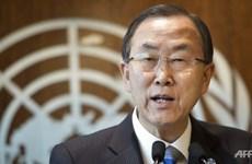 Ban Ki-moon llama a partes concernientes en Mar del Este a respetar leyes globales
