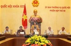 Comité Permanente del Parlamento vietnamita debate sobre labores de supervisión