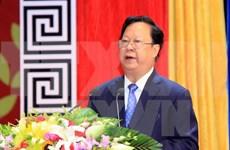 Diplomática sueca laureada con distinción de Vietnam