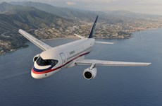 Sukhoi entrega dos aviones SSJ-100 a Tailandia