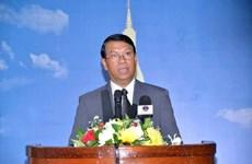 Laos respalda solución pacífica de asunto del Mar del Este