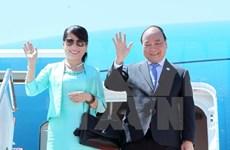 Concluye premier vietnamita visita a Mongolia y participación en Cumbre de ASEM