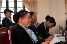 Mejoran conciencia pública sobre acceso femenino a terreno en Vietnam