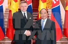 Vietnam y Eslovaquia emiten declaración conjunta