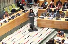 Vietnam reafirma compromiso hacia el desarrollo sostenible