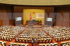 Parlamento de XIV legislatura inicia primer periodo de sesiones