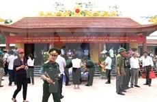 Vietnam rinde homenaje a personas con méritos revolucionarios