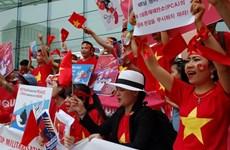 Vietnamitas en Sudcorea protestan contra actos ilegales de China en Mar del Este