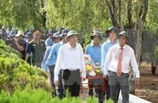 Encontrados 748 restos de combatientes vietnamitas en Camboya