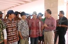 Indonesia repatría a 65 pescadores vietnamitas