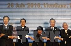 China ratifica la importancia de la cooperación con ASEAN