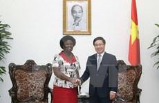 Dirigente de BM expresa voluntad de ayuda a Vietnam
