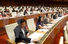 Parlamento aprueba balance del presupuesto del Estado para 2014