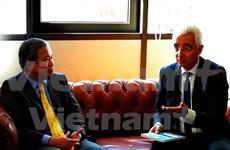 Región autónoma italiana interesada en cooperación con Vietnam