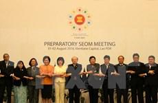 ASEAN prepara Conferencia 48 de Ministros de Economía del bloque