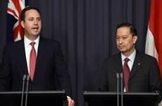 Australia e Indonesia impulsan acuerdo de asociación económica