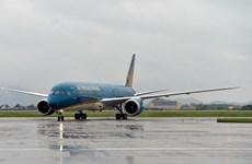 Vietnam Airlines ajusta horarios de vuelos a China por tifón Nida