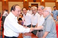 Primer ministro sostiene contacto con electores de Hai Phong