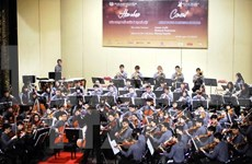 Actuará en Vietnam orquesta juvenil asiática