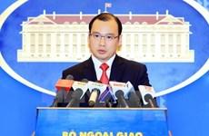 Vietnam declara posición sobre llamamiento del ministro chino por guerra en mar
