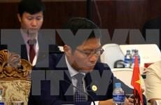 Contribuciones de Vietnam al éxito de reunión ministerial de economía de ASEAN